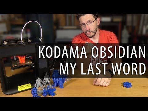 Embedded thumbnail for Kodama Aims To Cut Out The Competition with its Obsidian 3D printer.