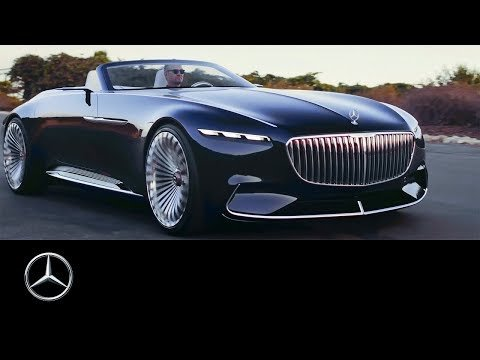 Embedded thumbnail for Vision Mercedes-Maybach 6 Concept is Bold, Elegant, and Frivalous