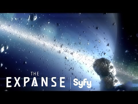Embedded thumbnail for 'The Expanse' on SyFy is Star Trek for a New Generation