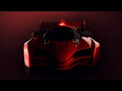 Embedded thumbnail for Anki Drive races Artificial Intelligence into our everyday lives.